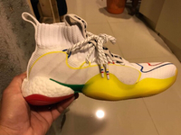 Used Pharell williams crazy BYW LVL X shoes in Dubai, UAE