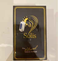Used Solis hair supplements for women NEW  in Dubai, UAE