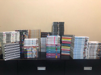 Used 203 Manga collection in Dubai, UAE