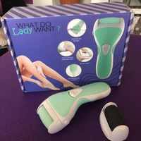 Used New Rechargeable Callus Remover Set in Dubai, UAE