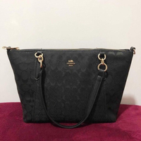 Used Coach Black Office Bag in Dubai, UAE