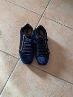Used Stradivarious, blue sneakers  in Dubai, UAE
