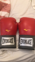 Used everlast red boxing gloves in Dubai, UAE