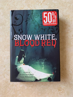 "Used ""Snow White Blood Red"" Book in Dubai, UAE"