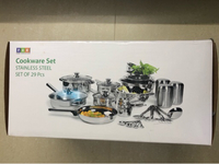 Used Brand new 29 piece cookware set in Dubai, UAE