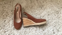 Used Heels size 39 - Brown  in Dubai, UAE