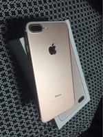 Used Iphone 7 plus 128gb (Rose Gold) in Dubai, UAE