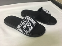 Used Versace slippers unisex size 41 new  in Dubai, UAE
