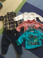 Used Baby boy outfits in Dubai, UAE