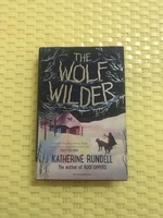 Used The wolf wilder book in Dubai, UAE