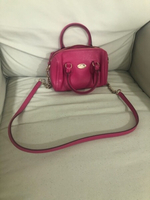 Used sling mini size coach bag authentic in Dubai, UAE