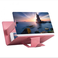 Used 3 cellphone screen amplifier pink in Dubai, UAE