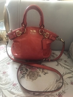 Used ORIGINAL COACH PATENT LEATHER BAG.. in Dubai, UAE