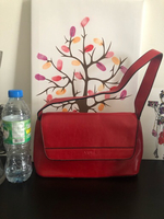 Used Pre-loved Capucci Red Shoulder Bag  in Dubai, UAE