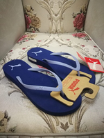 Used BRANDNEW PUMA SLIPPERS,size40(UNISEX) in Dubai, UAE