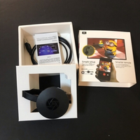 Used Google Chrome Cast tv streaming device  in Dubai, UAE