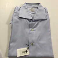 Used Cordone blue shirt  size 43 in Dubai, UAE
