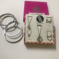 Used 5 Wolfgang necklaces &4 bangles  in Dubai, UAE