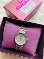 Used Omax watch for lady (Grey) in Dubai, UAE