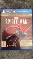 Used ps4 spider man game of the year edition  in Dubai, UAE