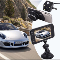 Car DVR Camera Recorder Dual