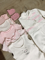 Used Clothes for baby girl (7 items)  in Dubai, UAE