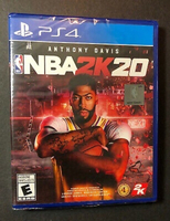 Used NBA 2k20 ps4  in Dubai, UAE