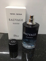Used Dior Sauvage eau de parfum tester new  in Dubai, UAE
