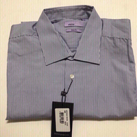 Used Shirts-Atelierprive-light blue size41/42 in Dubai, UAE