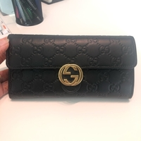 Used Gucci icon signature leather wallet in Dubai, UAE