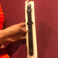 Used Apple Watch Strap 42MM black in Dubai, UAE