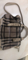 Used Burberry bag original 100% in Dubai, UAE