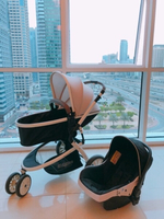 Used STROLLER with CARSEAT  in Dubai, UAE