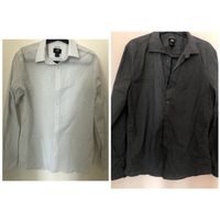 Used 10 shirts bundle (preloved)  in Dubai, UAE