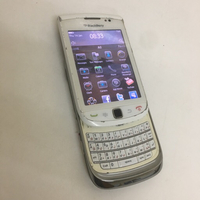 Used Blackberry white 9800 sliding  in Dubai, UAE