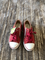 Used Sneakers size 34-35 new for a girl in Dubai, UAE