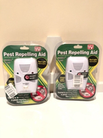 Used Riddex Quad Digital Pest Repelling Aid 2 in Dubai, UAE