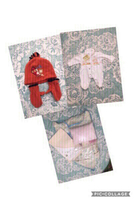 New 5 items-Baby wrap,blanket &pillow
