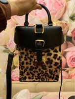 Used Brand new unique leopard print bag in Dubai, UAE