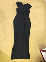 Used Long dress with shoulder detail in Dubai, UAE