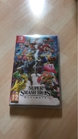 Used Super smash bros nitendo switch in Dubai, UAE