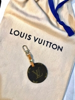 Used Upcycled Authentic LV Keychain in Dubai, UAE