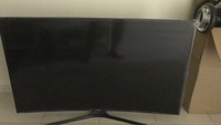 Used Samsung tv 55 inch curved 7350 series in Dubai, UAE