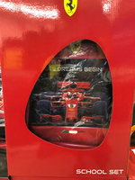 Used Back to school 5 in 1 Ferrari set! in Dubai, UAE