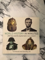 Used World history in minutes  in Dubai, UAE