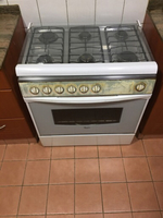 Used Gas Cooking Range Whirlpool 6 Burners  in Dubai, UAE