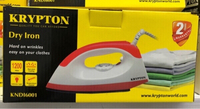 Used Dry Iron/ never used in Dubai, UAE