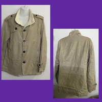 Used CREAM JACKET/ 2XL in Dubai, UAE