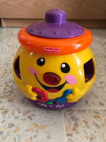 Used Fisherprice Singing Jar songs in English in Dubai, UAE