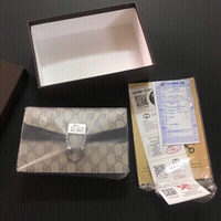 Gucci Master copy with certificate& box